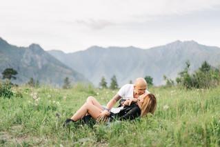 Фотосессия Горный Алтай
