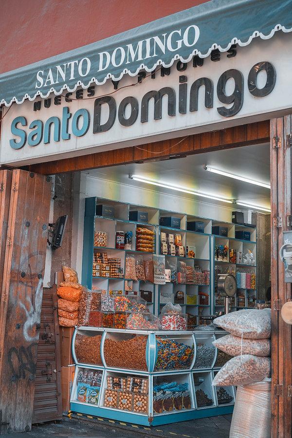 Традиционные мексиканские сладости