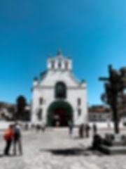 Церковь в Чамула