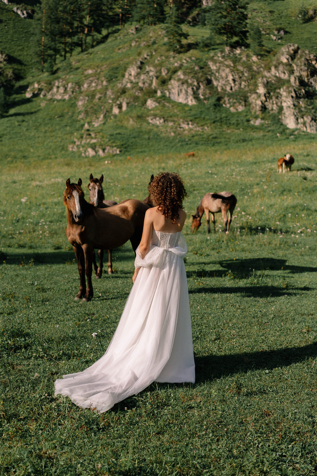 Организация свадьбы в Горном Алтае под ключ.