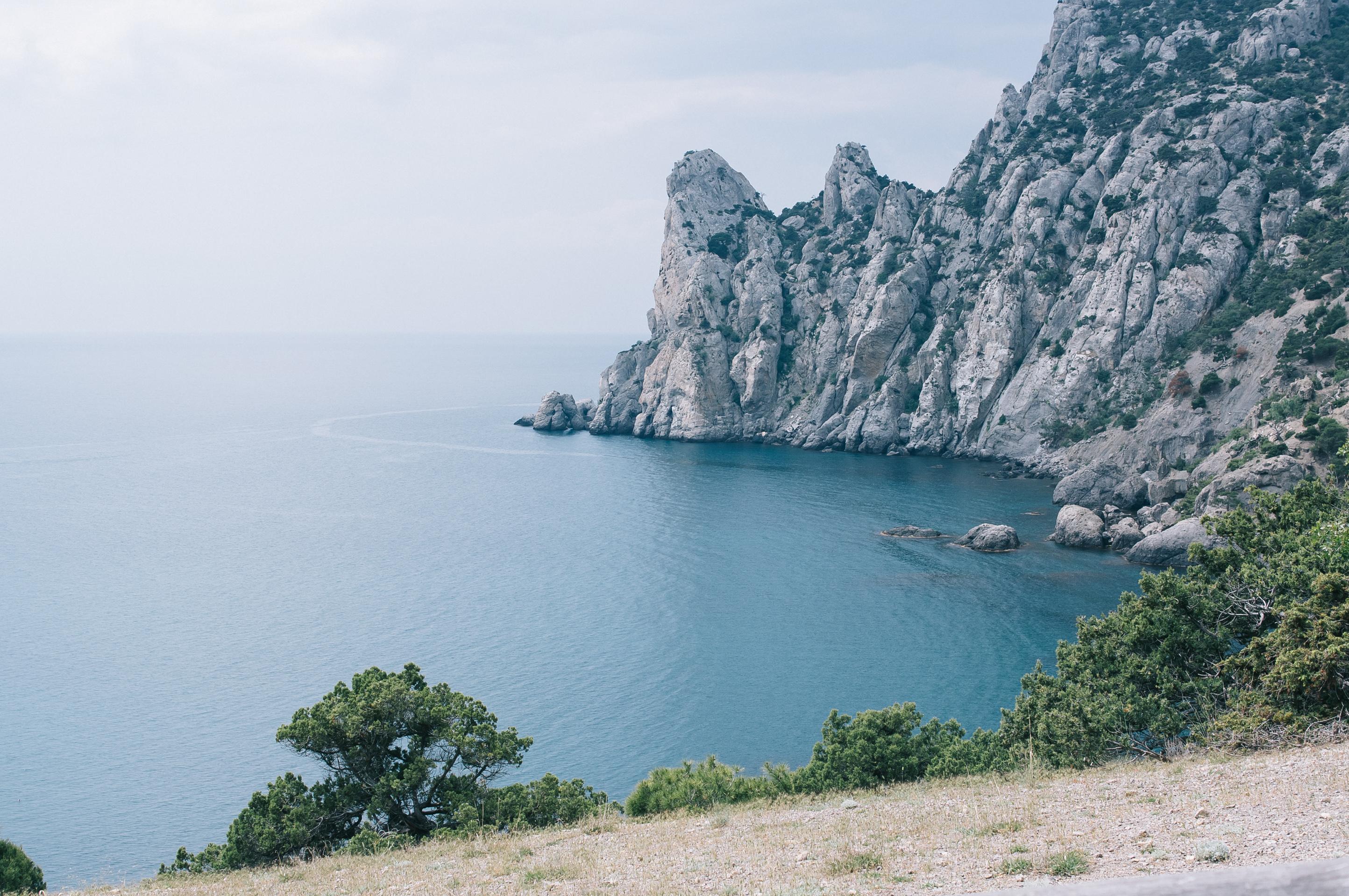 Фотограф в Крыму