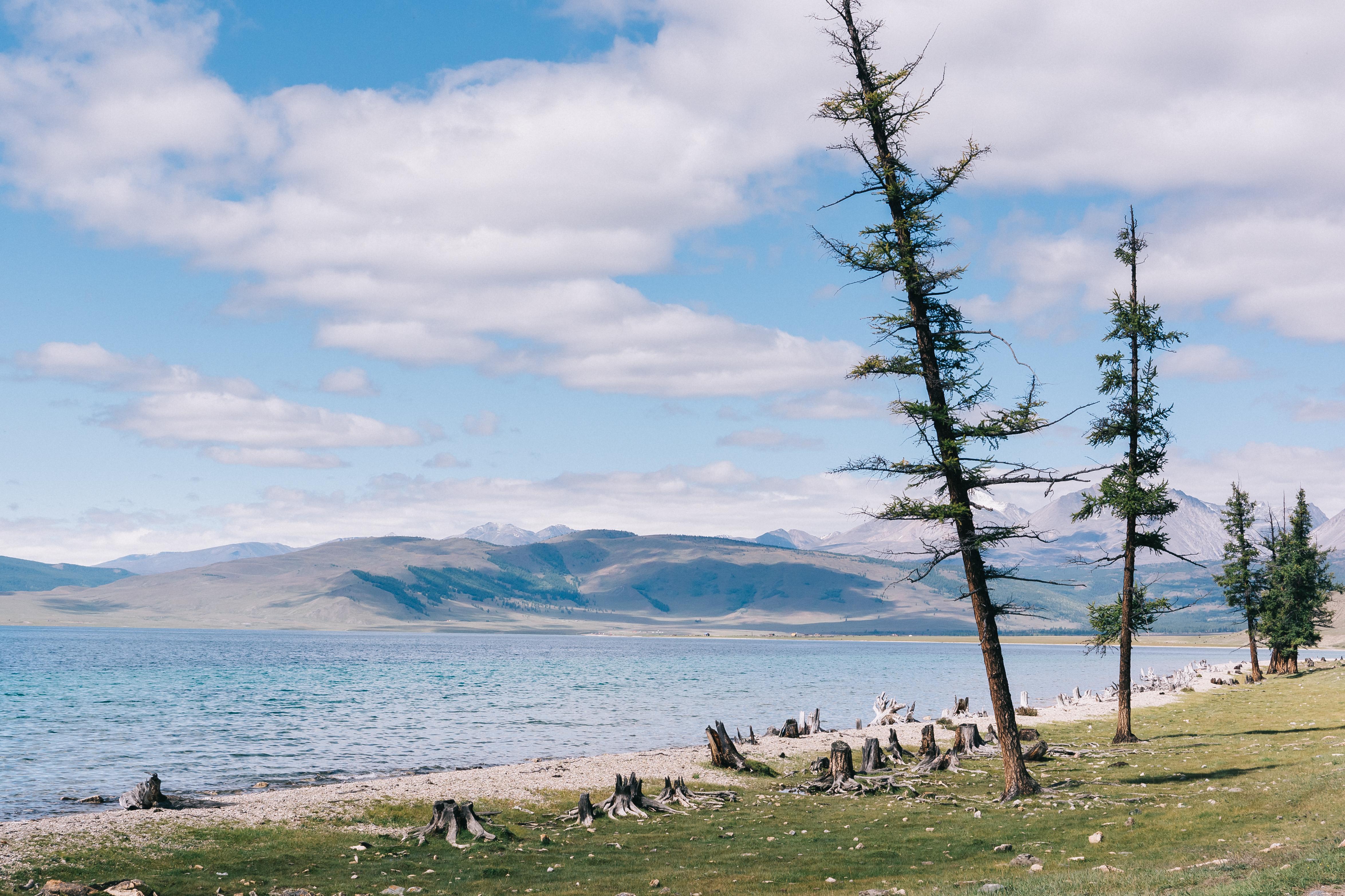 Природа Монголии Хубсугул