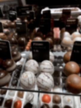 Магазин кофе и шоколада в Сан-Кристобаль