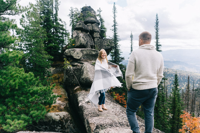 Пленочный свадебный фотограф