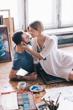 Love Story фотосъемка в Новокузнецке