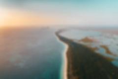 Пляжный отдых на побережье Карибского моря в Тулуме
