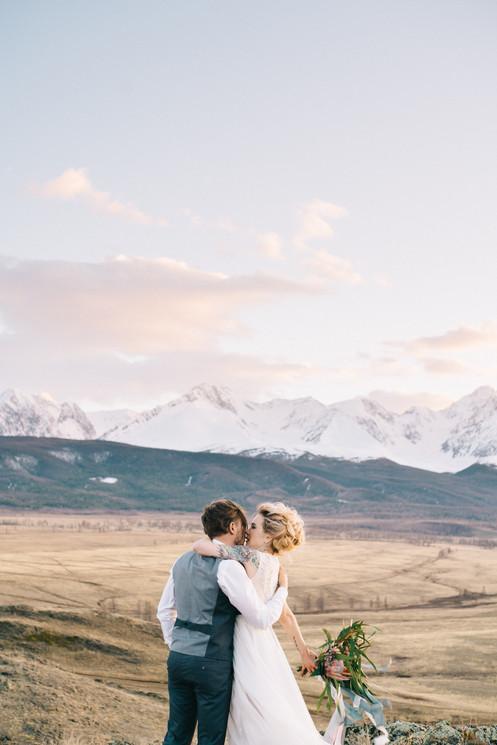 Свадьба Алтай