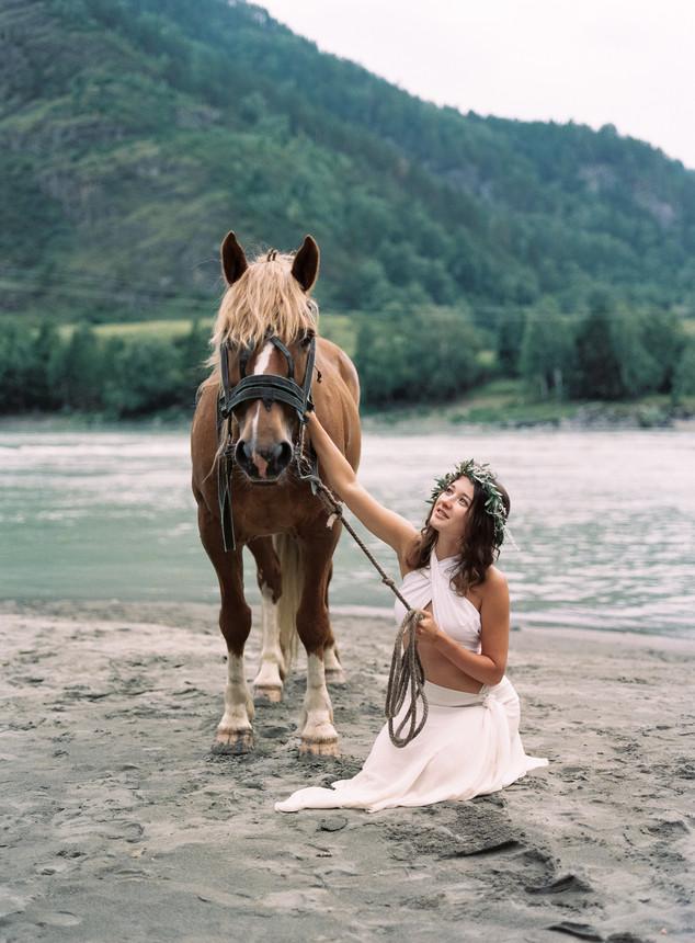 Организация свадьбы на Алтае