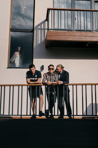 Камерная свадьба для двоих в отеле Клевер в Горном Алтае