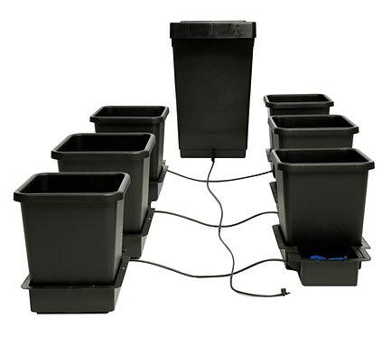 6 Pot System