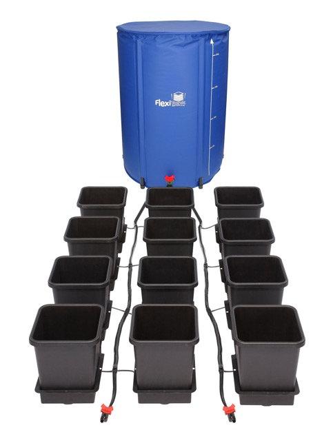 12 Pot System