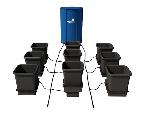 9 Pot System