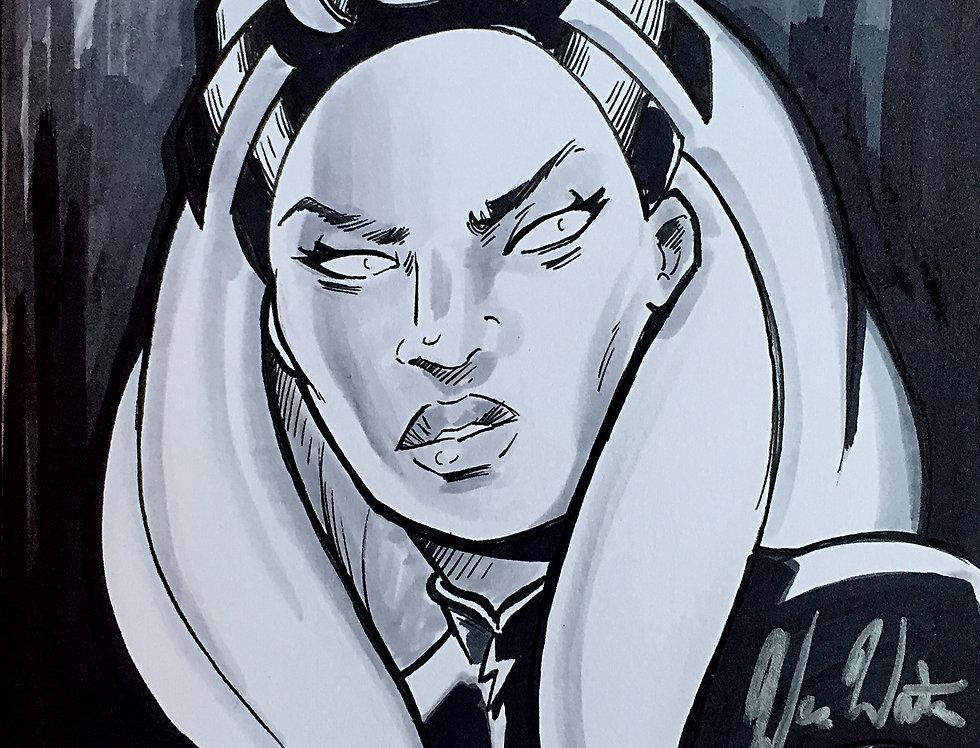 Storm #1 Sketch Cover