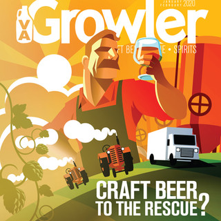 Craft beer to the rescue