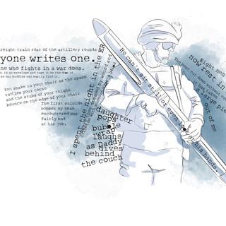 Veterans writing program