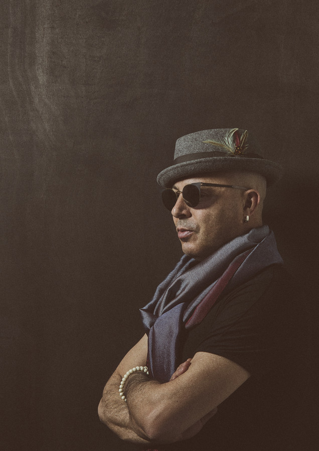 2018-04-15 Dhafer Youssef (c) Arno Lam 3