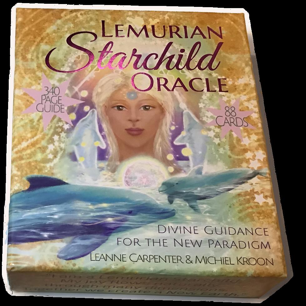 Lemurian Starchild Oracle Box
