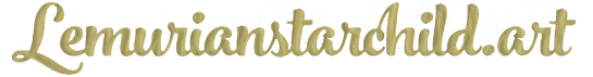 Lemurianstarchild.art Logo