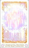 Cosmic Heart Source card