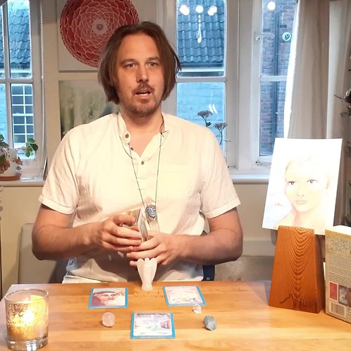 3-card Healing Attunement, 33 minutes