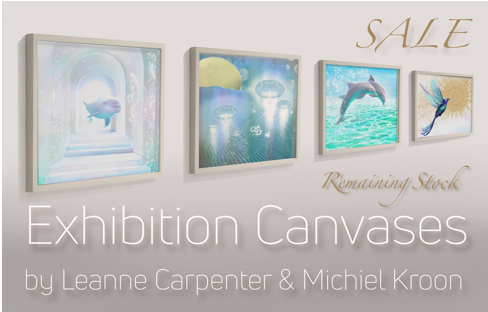 Exhibition Canvases