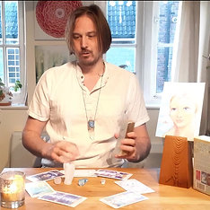 7-card Healing Attunement, 90 minutes session