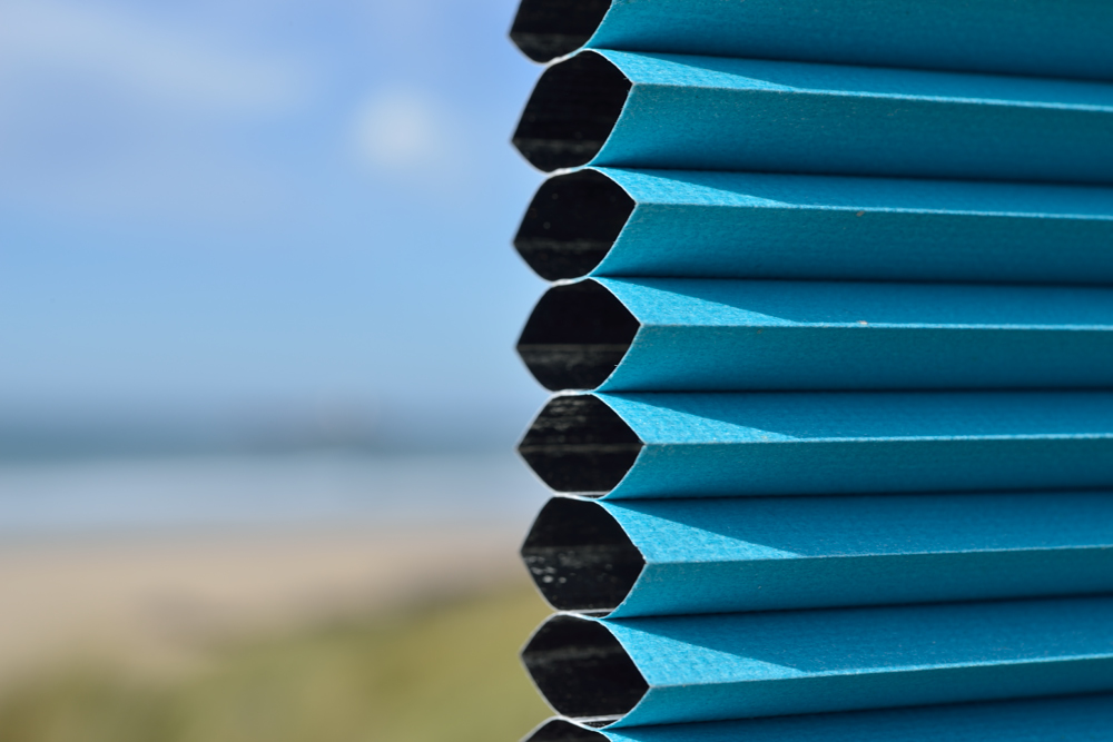 Campervan blinds Cornwall.