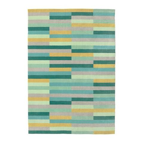 krönge-rug-low-pile-handmade-multicolour