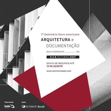 7º Seminário Ibero-Americano Arquitetura e Documentação