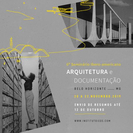 6º Seminário Ibero-americano Arquitetura e Documentação