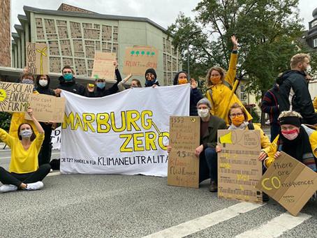 Über MarburgZero und was wir fordern
