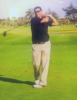 Chuck - golf