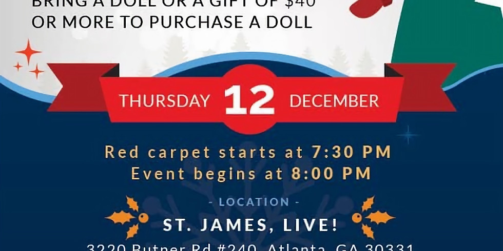 3rd Annual Bring Out The Dolls