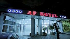 AF Hotel City