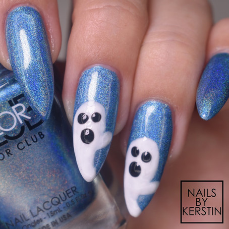 Spooky Ghosts!