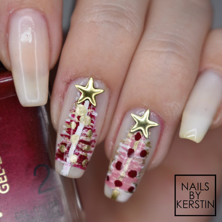Pink Christmas Trees!