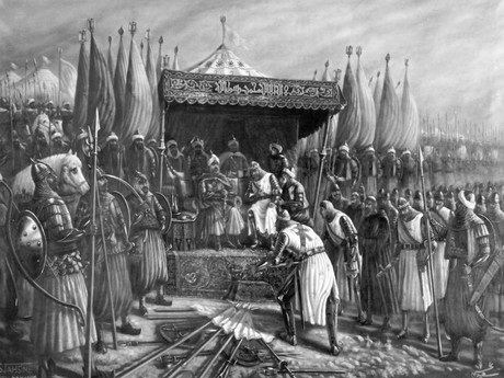 Richard or Saladin: Who was the hero?