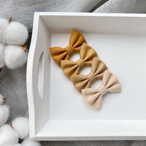 Honey Cotton Bows