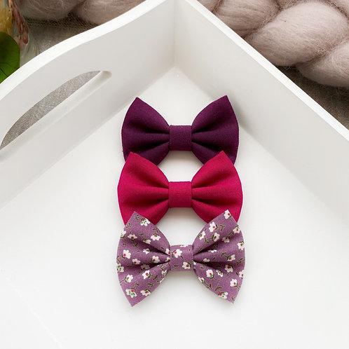 Ditsy Purple