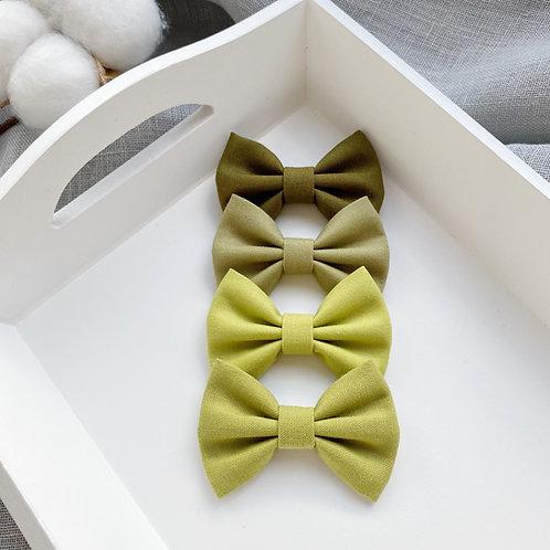 Grasshopper Cotton Bows