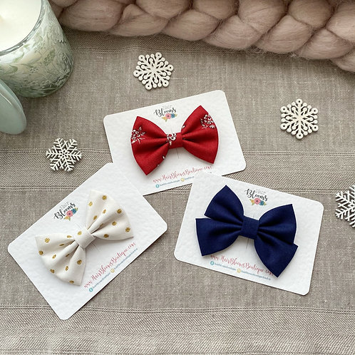 Christmas in Abbeywood - set of 3