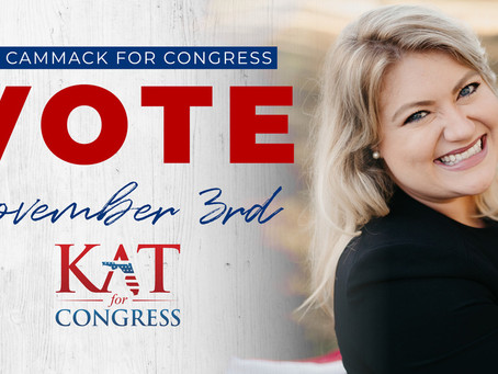 Kat Cammack's Election Day Schedule