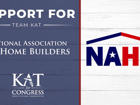 National Association of Home Builders Endorses Kat Cammack for Congress