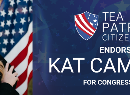 The Tea Party Patriots Citizens Fund backs Kat Cammack for Congress in FL-03