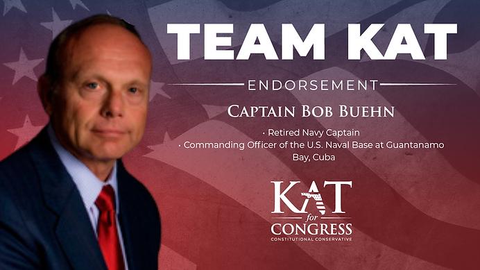 Captain Bob Buehn