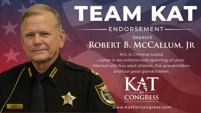 Sheriff Robert B. McCallum, Jr,