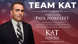 Commissioner Paul Norfleet