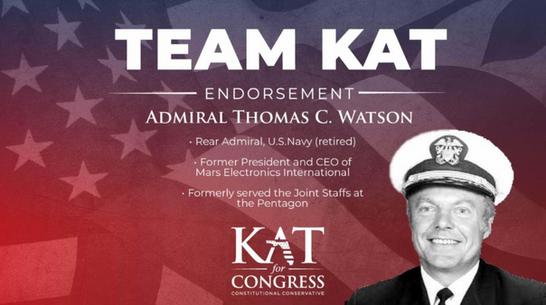 Admiral Tom Watson