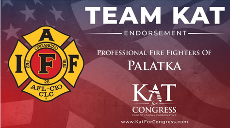 Professional Fire Fighters of Palatka