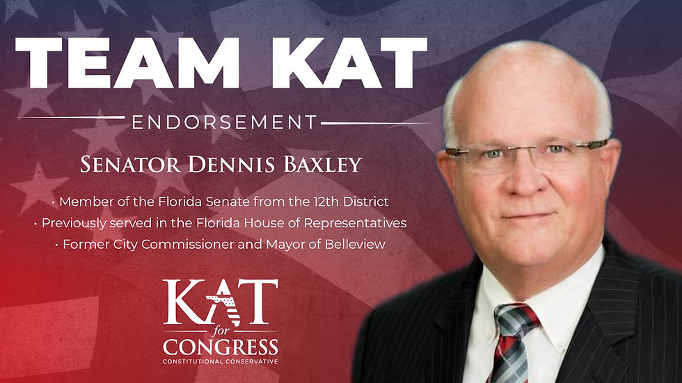 Senator Dennis Baxley